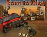 Играть Earn to Die - Побег из пустыни